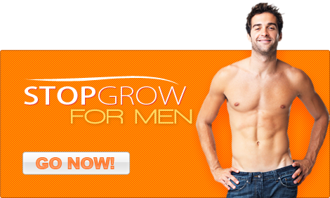 Stop Grow For Men